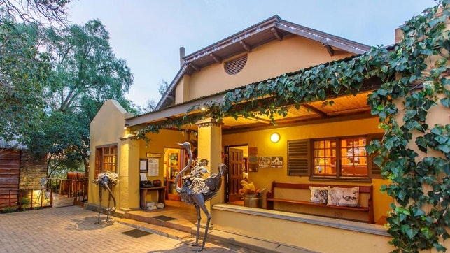 at Riverside Guest Lodge | TravelGround