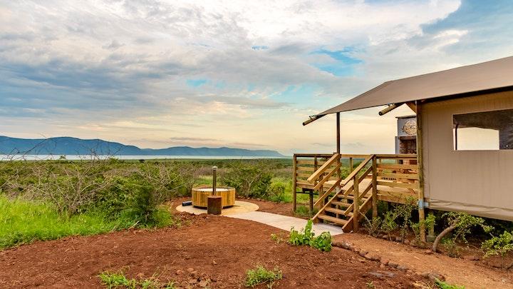 by AfriCamps at White Elephant Safaris | LekkeSlaap