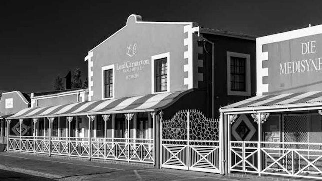 at Lord Carnarvon Small Hotel   TravelGround