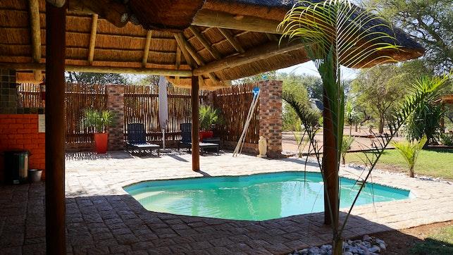 by Kwele Game Lodge | LekkeSlaap