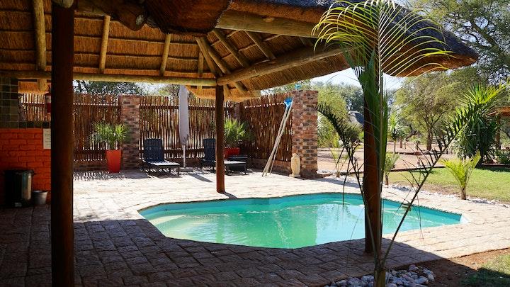 at Kwele Game Lodge   TravelGround