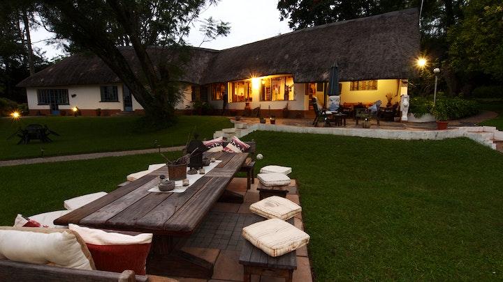 by Thokozani Lodge | LekkeSlaap