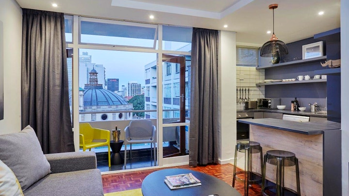 Cape Town CBD Accommodation at Dajovise Collection Apartments 4 | TravelGround