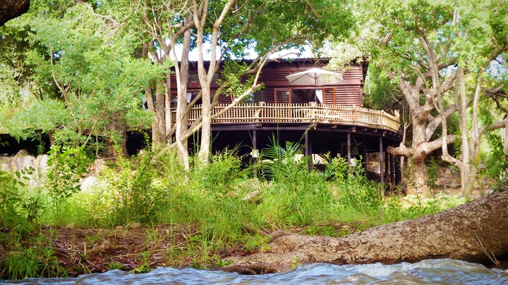 Hoedspruit Accommodation at Blyde River Log House | TravelGround