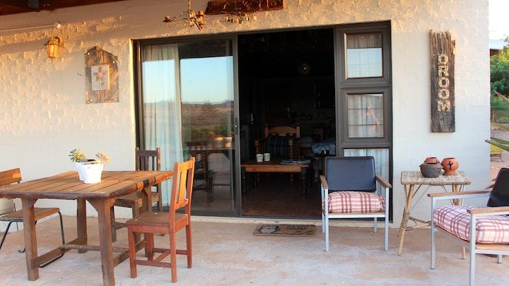 Volmoed Accommodation at PurePlaas | TravelGround