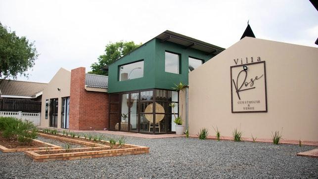 by Villa Rose Guesthouse & Venue | LekkeSlaap