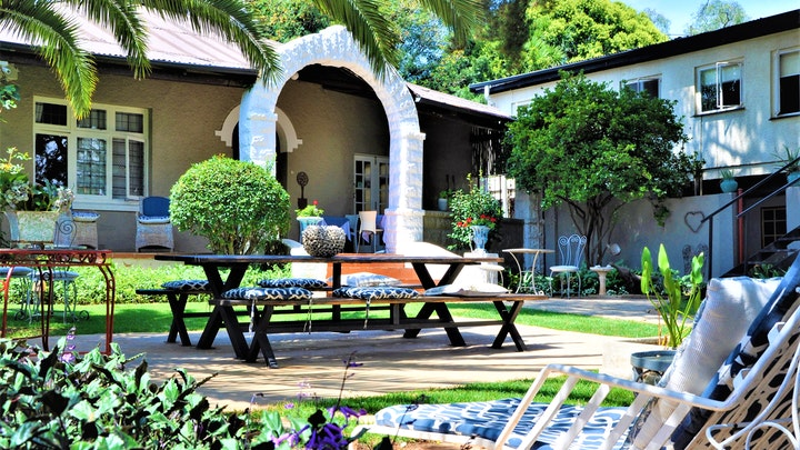 Melville Accommodation at Ginnegaap Guest House | TravelGround