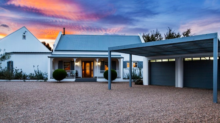 Prince Albert Accommodation at Karoo Masterclass House and Cottage | TravelGround
