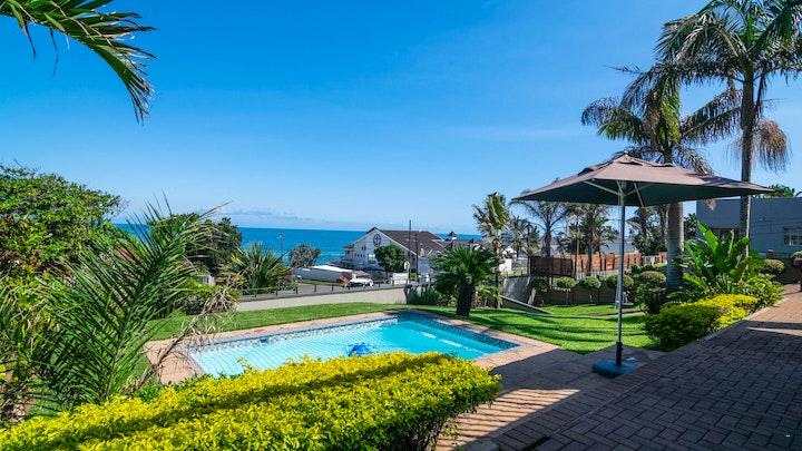 Ballito Akkommodasie by Shangri La, Ballito Beachfront Villa KBW1   LekkeSlaap