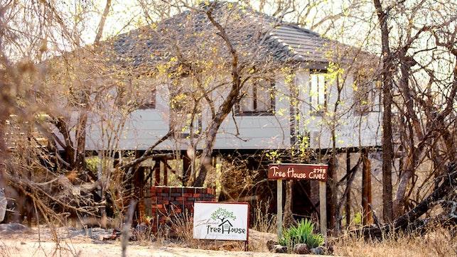 at Zulwini Tree House   TravelGround