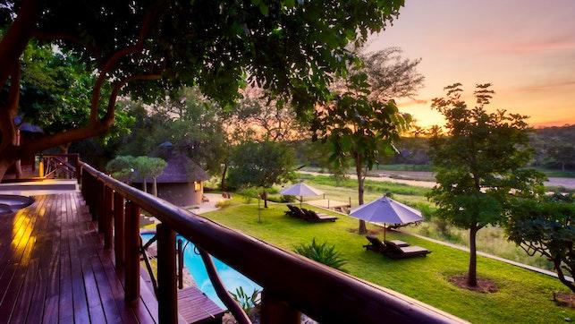 at Emhosheni River Lodge | TravelGround