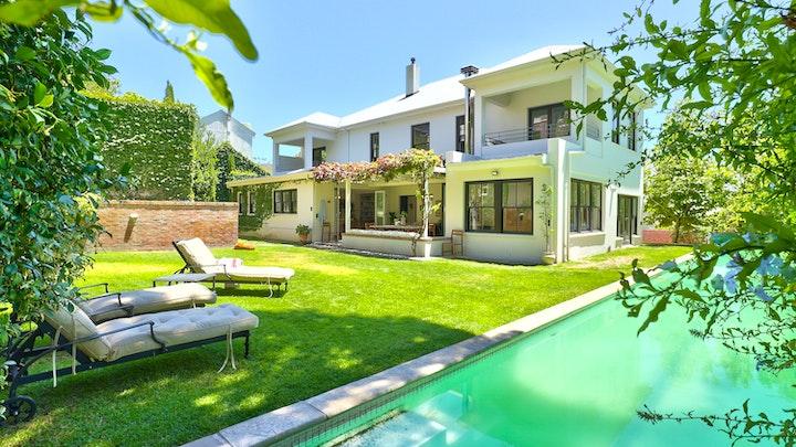 Gardens Accommodation at Villa Leeuwenhof | TravelGround