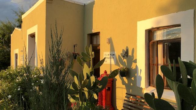 at Die Groenhuis Guest House | TravelGround