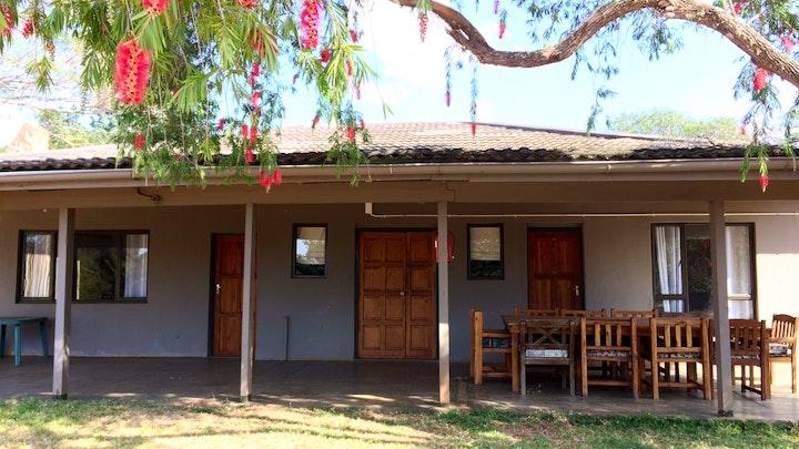 at Bonamanzi Game Reserve - Nyala Lodge   TravelGround