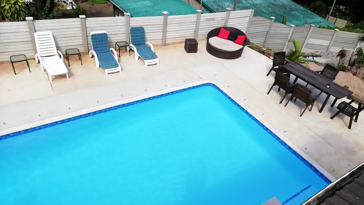 Umtentweni Accommodation at Poolside Guest House | TravelGround