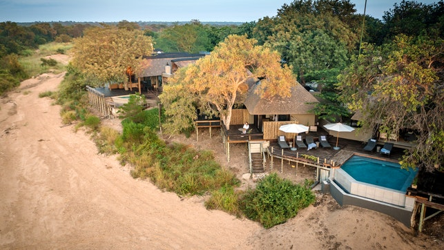 at Tulela Safari Lodge | TravelGround