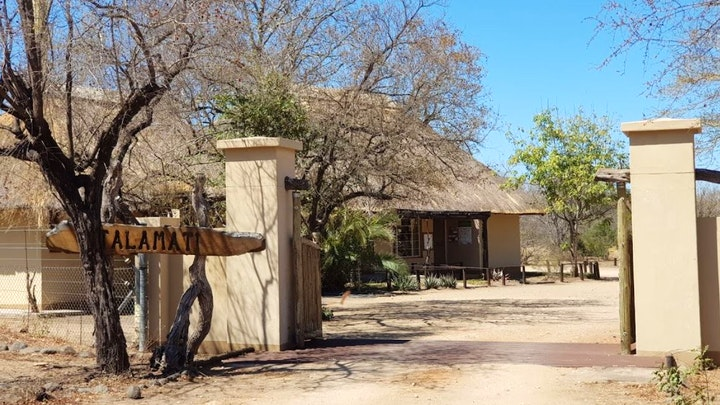 at SANParks Talamati Bushveld Camp   TravelGround