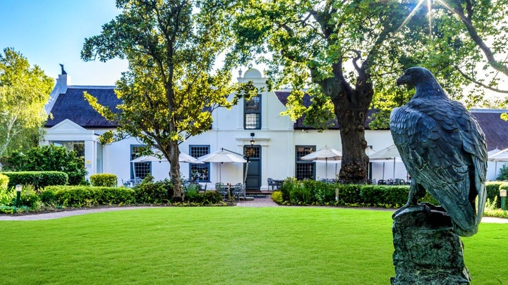 at Erinvale Estate Hotel & Spa | TravelGround