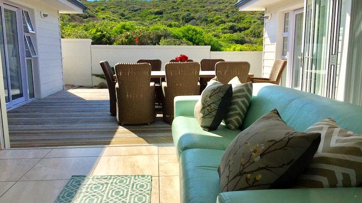 Yzerfontein Accommodation at Turquoise Breeze Ocean Villa   TravelGround