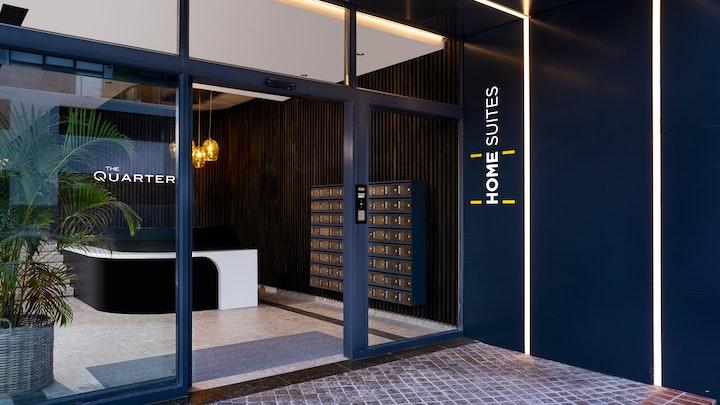 at Home Suites The Quarter | TravelGround