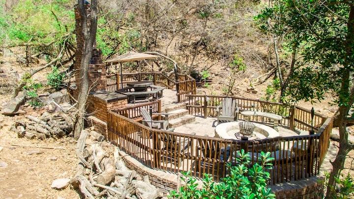 by Kudu Lodge PRM 120 | LekkeSlaap