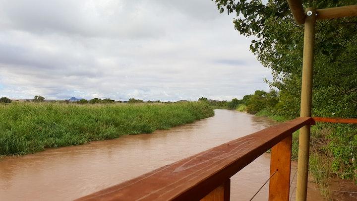 by Waterlea-on-River Tented Cabins | LekkeSlaap