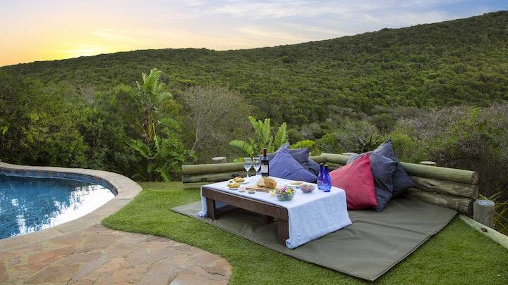 at Thunzi Bush Lodge & Country Lodge   TravelGround