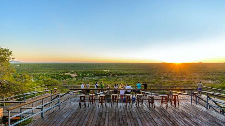 at Damara Mopane Lodge | TravelGround