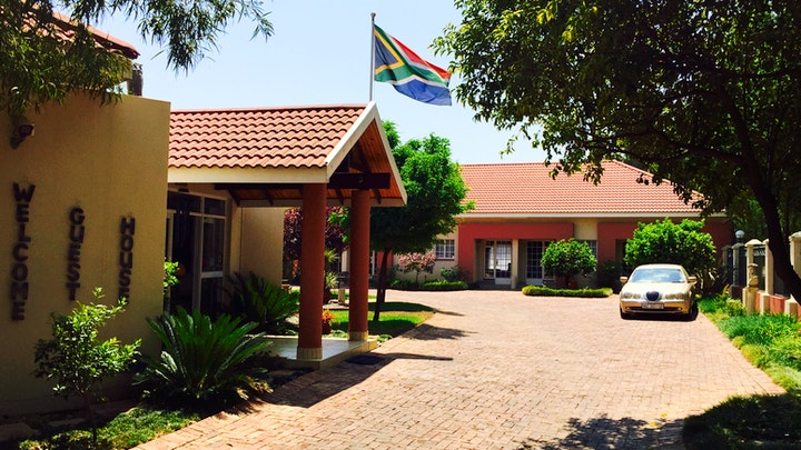 Vereeniging Accommodation at Welcome Guest House | TravelGround