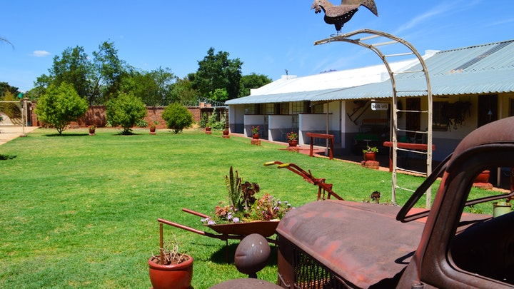 Koster Accommodation at De Oude Stoor | TravelGround