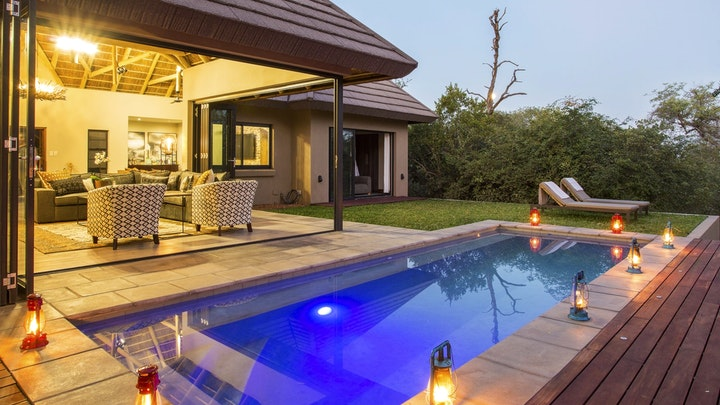 Hoedspruit Accommodation at Moya Safari Villa   TravelGround