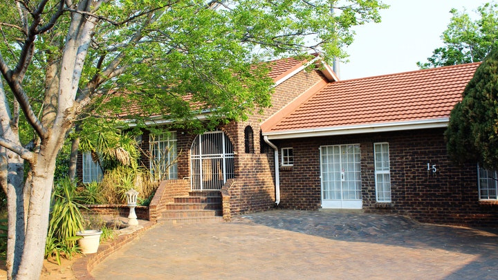 Klerksdorp Accommodation at Ghoma Lodge Self-catering Units   TravelGround