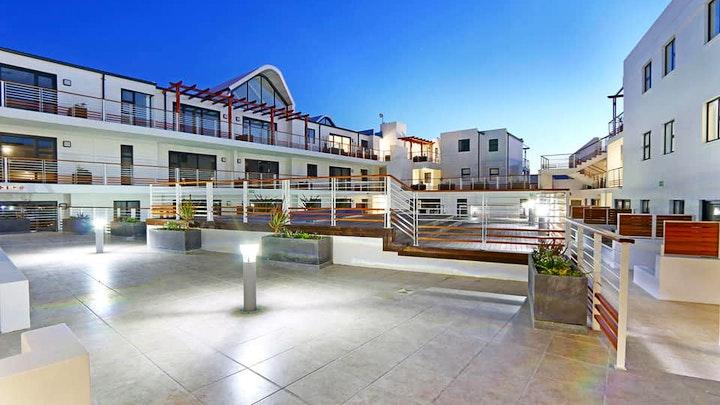 Bloubergstrand Accommodation at Azure 33 on Big Bay   TravelGround
