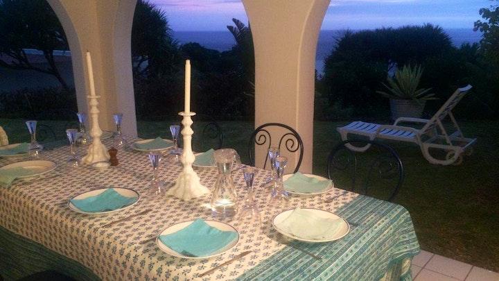 Thompson's Bay Accommodation at 13 Pyrgos - Santorini Estate   TravelGround