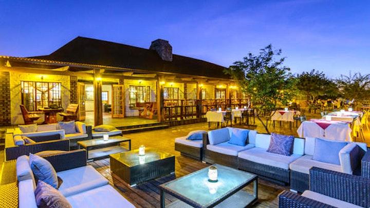 at Etosha Safari Lodge | TravelGround