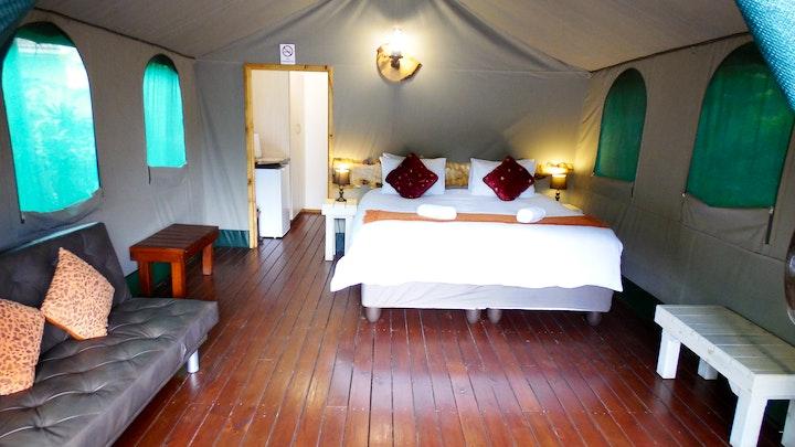 St Lucia Estuary Accommodation at Luxury Tented Village @ Urban Glamping | TravelGround
