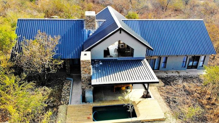 by Ebony House - Mjejane Game Reserve | LekkeSlaap