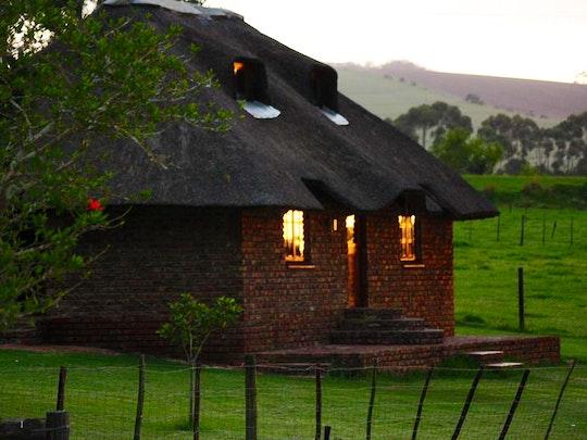 Overberg Accommodation at Fleckvieh Guestfarm @ Grootvadersbosch Landgoed | TravelGround