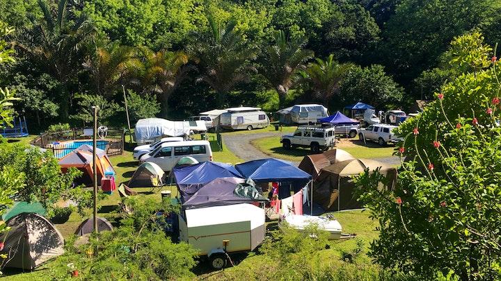 Margate Akkommodasie by Fairhills Caravan Park and Camping Ground | LekkeSlaap