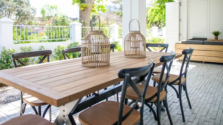 Stellenbosch Central Accommodation at 7 on Murray - Apartment 3 | TravelGround