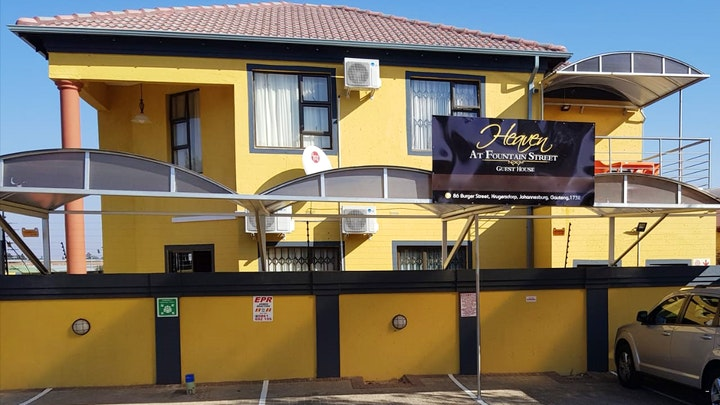 West Rand Accommodation at Heaven at Fountain Street Guest House | TravelGround