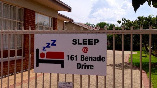by Sleep @ 161 Benade Drive | LekkeSlaap