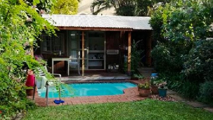 Bulwer Accommodation at Acacia Garden Cottage   TravelGround