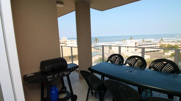 Margate North Beach Akkommodasie by St Tropez 201 | LekkeSlaap