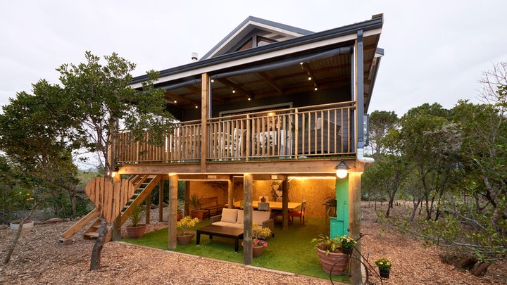 Wilderness Accommodation at Treedom Villas and Vardos | TravelGround