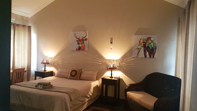 by Cosy Lodge Guest House   LekkeSlaap