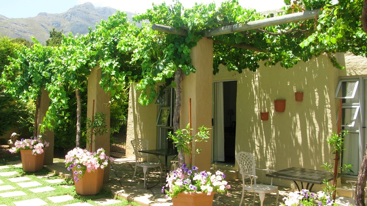 Stellenbosch Accommodation at Casablanca B&B | TravelGround