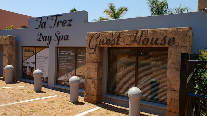 Faerie Glen Accommodation at Fa'Trez Guest House and Spa | TravelGround