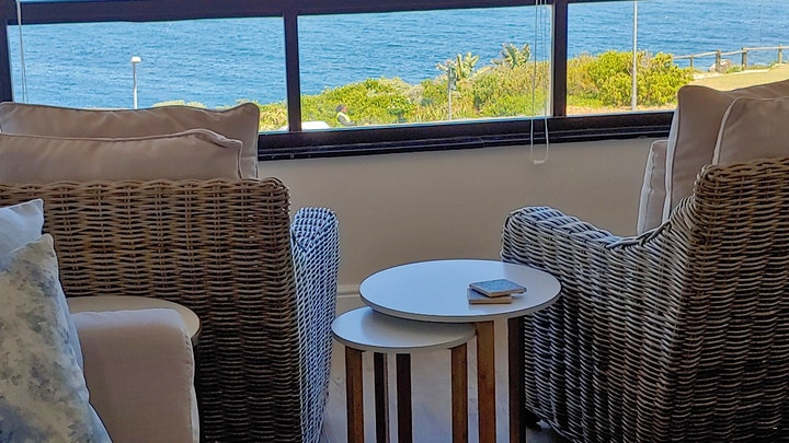 at The Sun, Whales and Waves Seafront Apartment | TravelGround