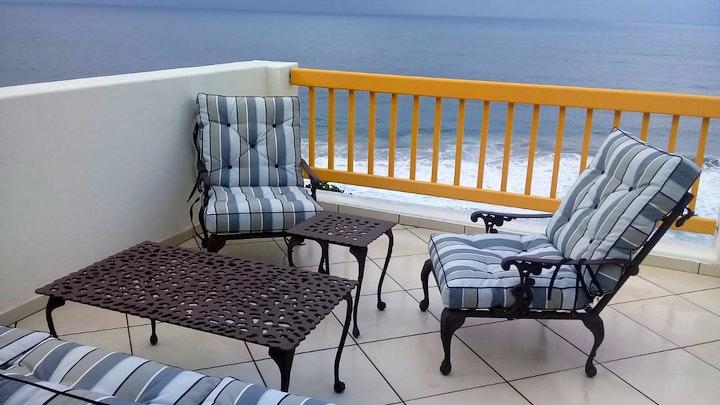 Shaka's Rock Accommodation at 10 Perissa, Santorini | TravelGround